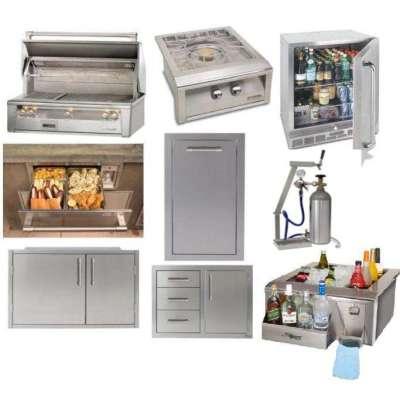 Alfresco Outdoor Kitchen Packages