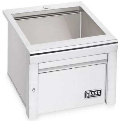 Lynx Professional BuiltIn 18-Inch Outdoor Rated Sink