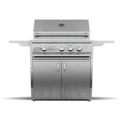RCS Cutlass Pro 30-Inch Natural Gas Freestanding Grill