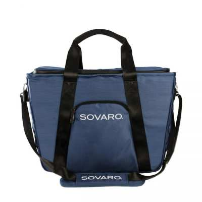 Sovaro 22 Inch Blue Soft-Sided Cooler
