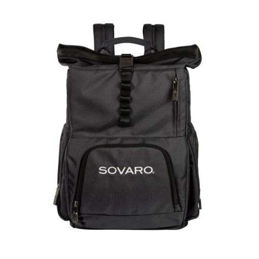Sovaro Black Backpack Cooler