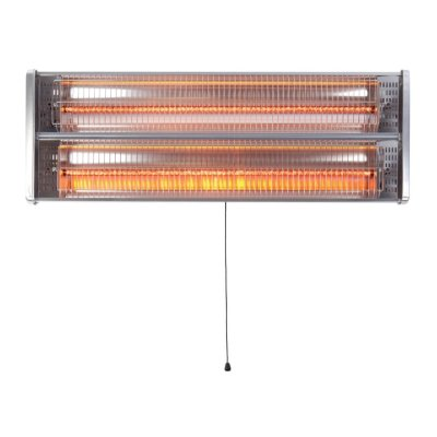 AZ Patio Heaters Electric Double Wall Mount Heater