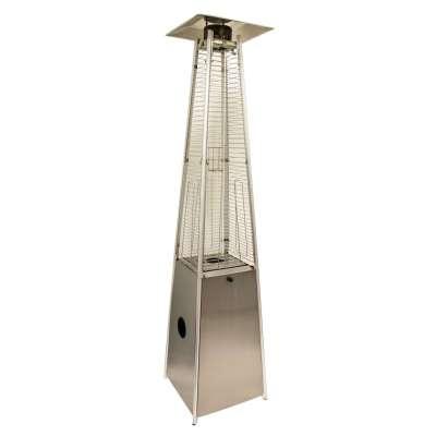 AZ Patio Heaters Stainless Steel Glass Tube Heater