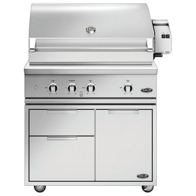 DCS Series-9 36-Inch Freestanding Grill