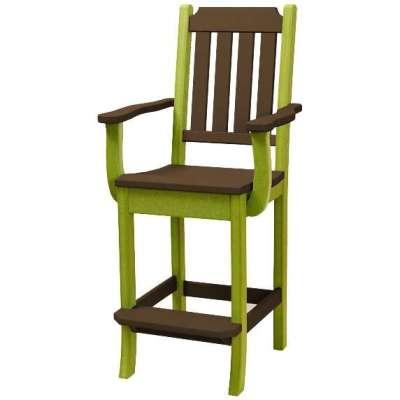 Finch Keystone Bar Arm Chair