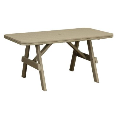 Finch Garden 33x48-Inch Table