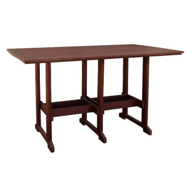 Finch Great Bay 43-Inch Square Bar Table