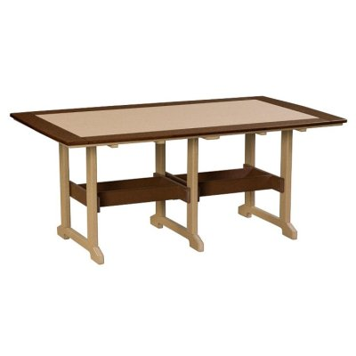 Finch Great Bay 43x96-Inch Counter Table