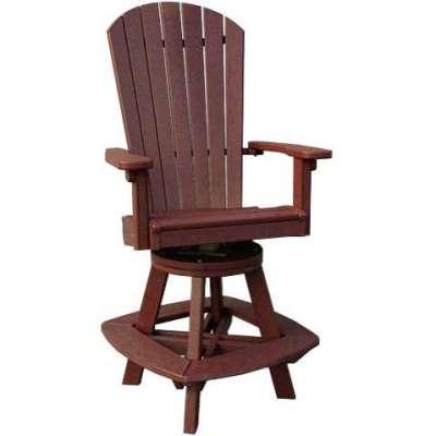 Finch Great Bay Swivel Bar Chair