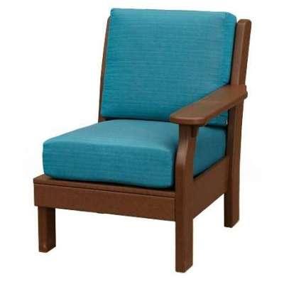 Finch Van Buren Left Sectional Chair