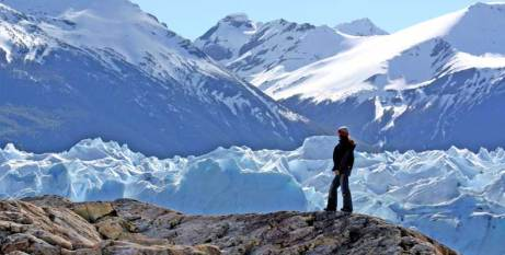Trek on the most accessible glacier in the world