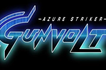 Azure Striker Gunvolt logo image