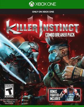 Killer Instinct Combo Breaker pack.