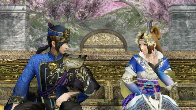 Tecmo Koei brings romance in the Romance of the Three Kingdoms. (source: twinfinite.net)