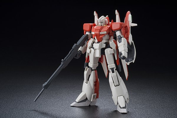 Bandai HG ZETA PLUS TEST TYPE IMAGE COLOR