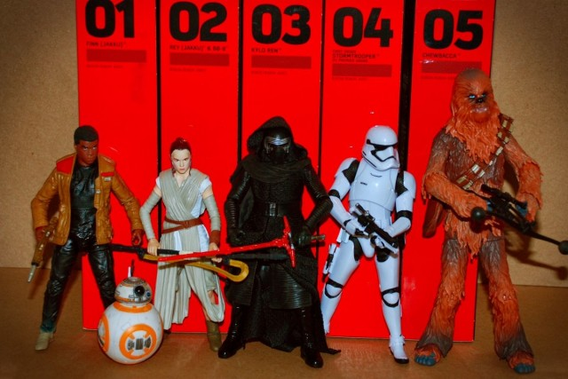 Star Wars: The Force Awakens Wave 1
