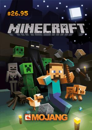 minecraft-gamecard