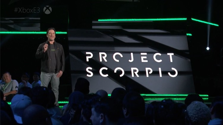 Project Scorpio Gets A New Name and Pricing details