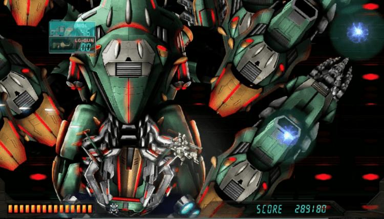 Assault Suit Leynos 11