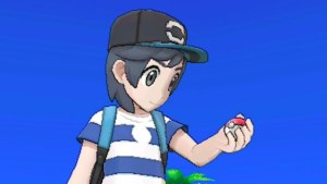 This face makes sense when grabbing a pokeball... not so much when the world is ending!