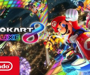 Nintendo Switch launch, Mario Kart 8 Deluxe