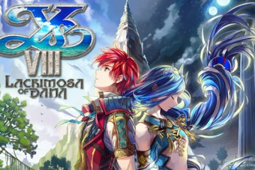 Ys VIII Lacrimosa of DANA - header