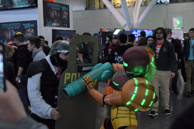 PAX East 2017 Cosplayer