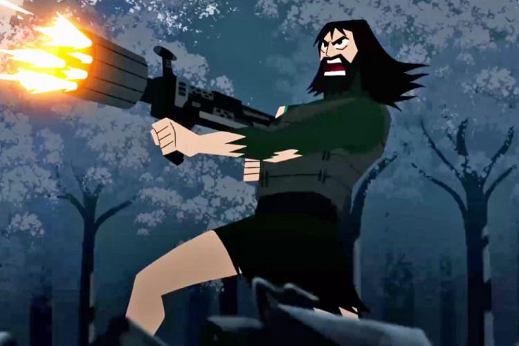 Samurai Jack Season 05 Episode 02