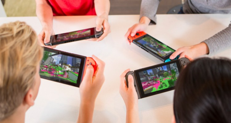 Nintendo Switch Online Experience - The Outerhaven