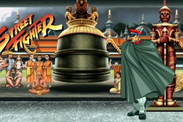 Street Fighter - Header