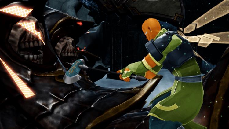 Accel World VS Sword Art Online Screenshot-01