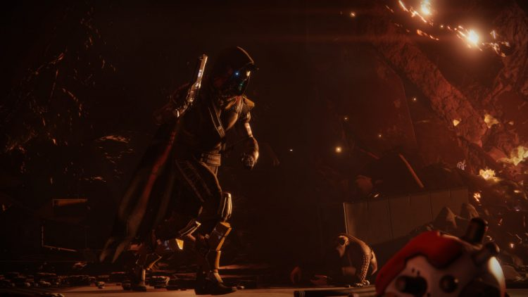 Destiny 2 Cayde-6 Is ready