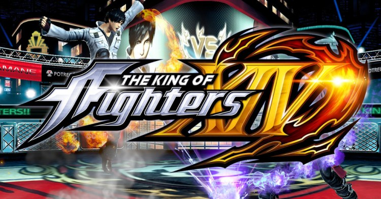 King of fighter XIV on PC