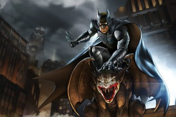 Batman: The Enemy Within