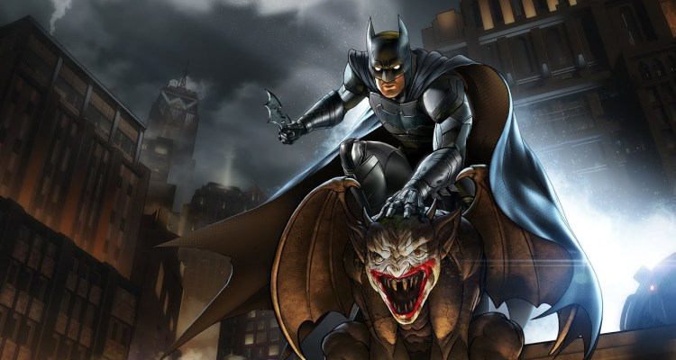 Batman: The Enemy Within TellTale Games