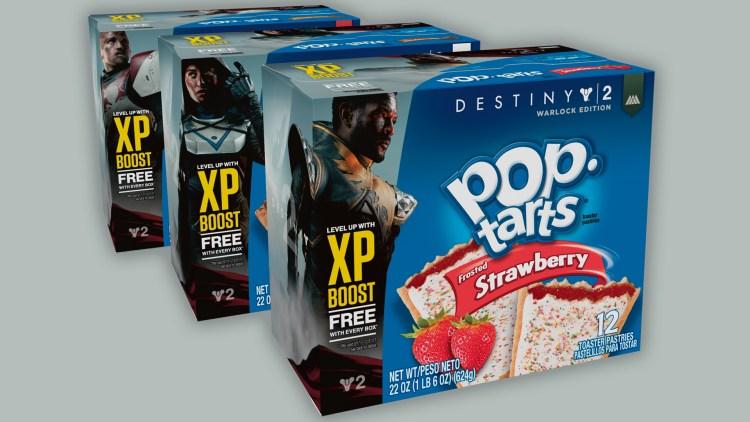 Destiny 2 Pop-Tarts - The_Outerhaven