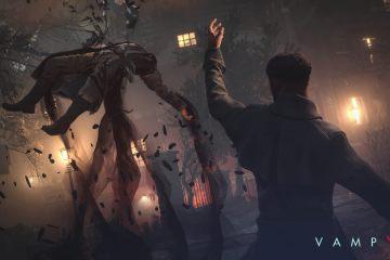 game vampyr