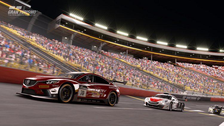 GT Sport Racing Mazada