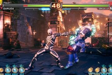 Fighting EX Layer header