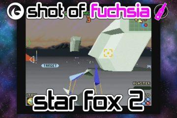 Star Fox 2 - Shot of Fuchsia - The Outerhaven