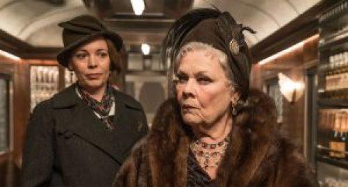 Murder on the Orient Express Judi Dench