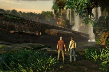 Anniversary of Uncharted