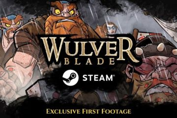 wulverblade steam first look