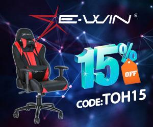 EwinRacing Hero Series Gaming Chairs