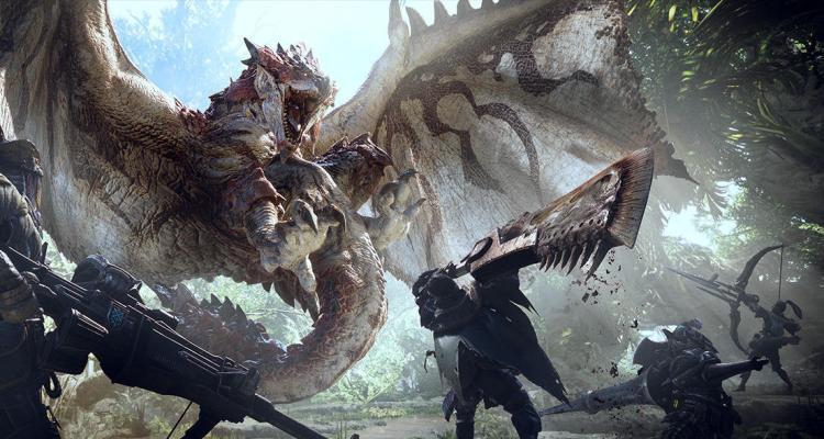 Monster Hunter World ships 10 million copies