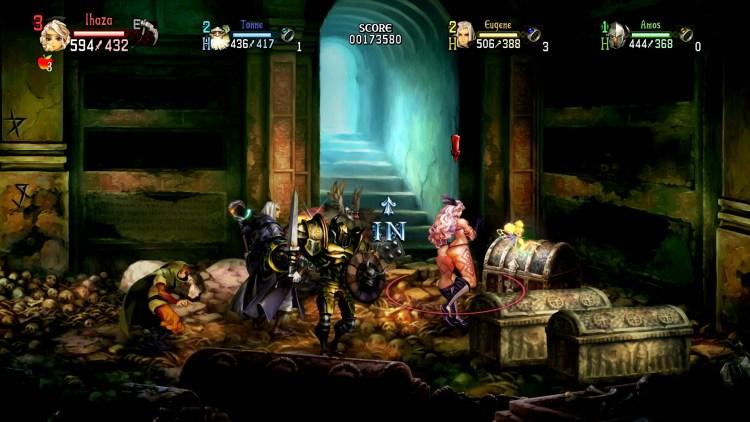 Dragon's Crown Pro screenshot-ps4pro-02-jpg