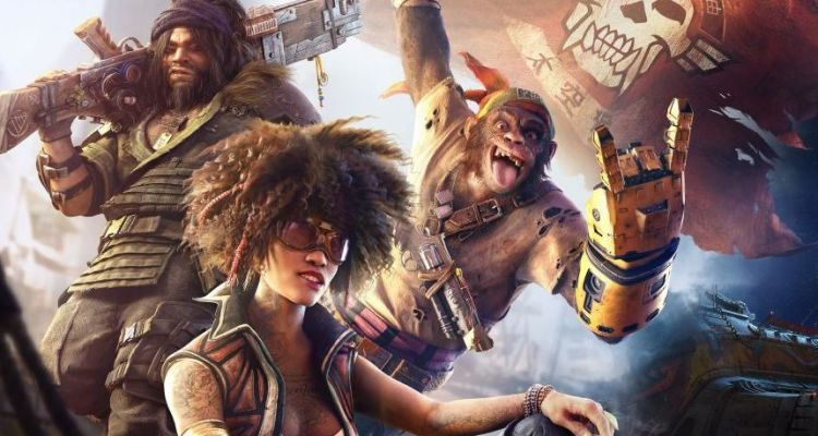 Beyond good and evil 2 header