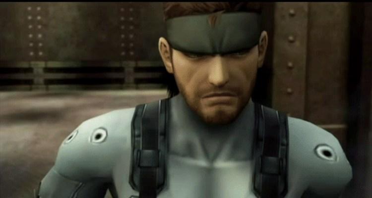 Super Smash Bros For Switch Solid Snake