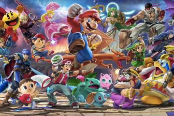 Super Smash Bros Ultimate Dragon Ball GT