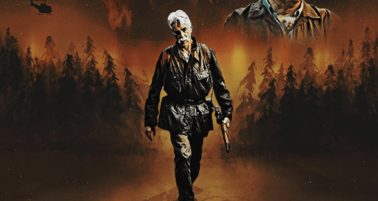 The Man Who Killed Hitler and Then The Bigfoot Poster Sam Elliott